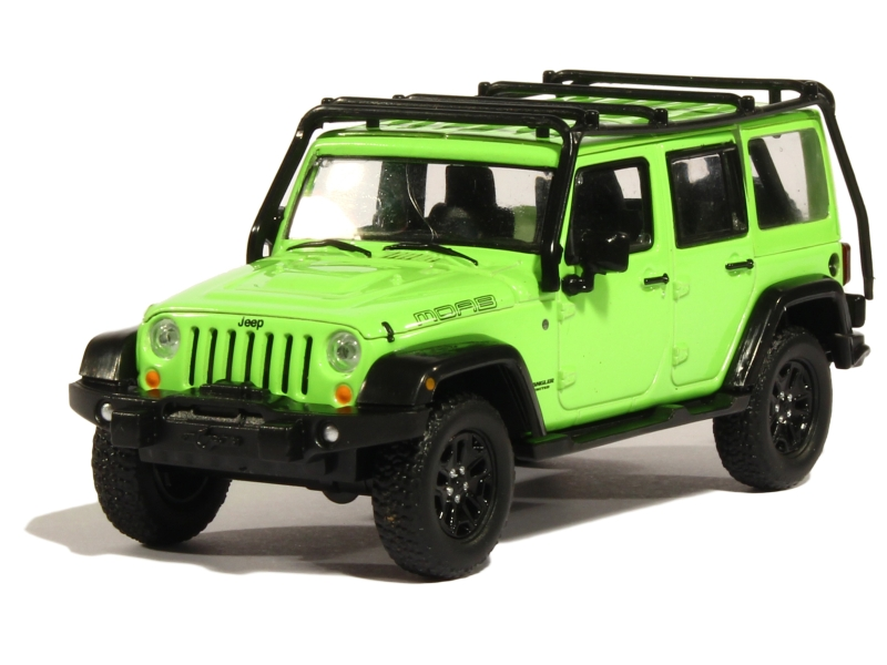 greenlight jeep wrangler unlimited moab edition 2013 1 43 ebay. Black Bedroom Furniture Sets. Home Design Ideas