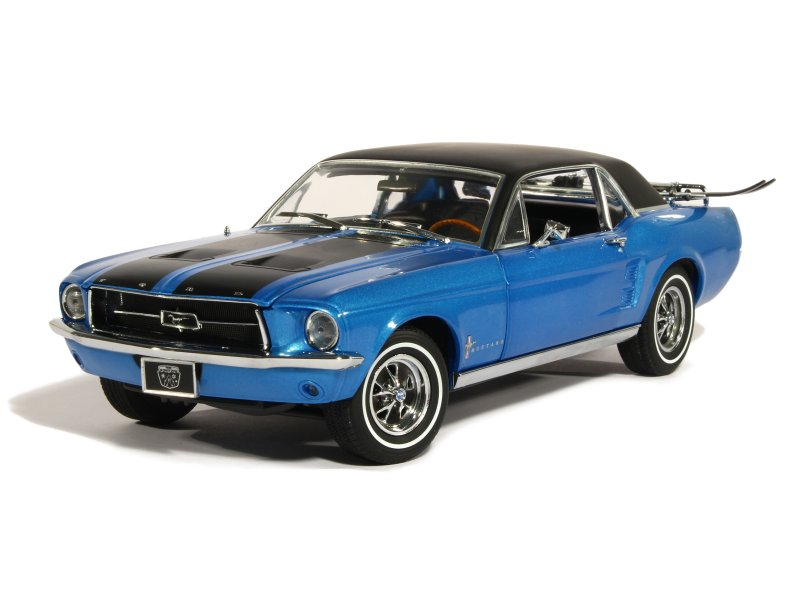 on 1967 Ford Mustang Ski Country Special