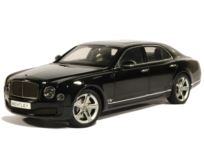 bentley mulsanne speed 2014 kyosho 1 18 autos miniatures tacot. Black Bedroom Furniture Sets. Home Design Ideas