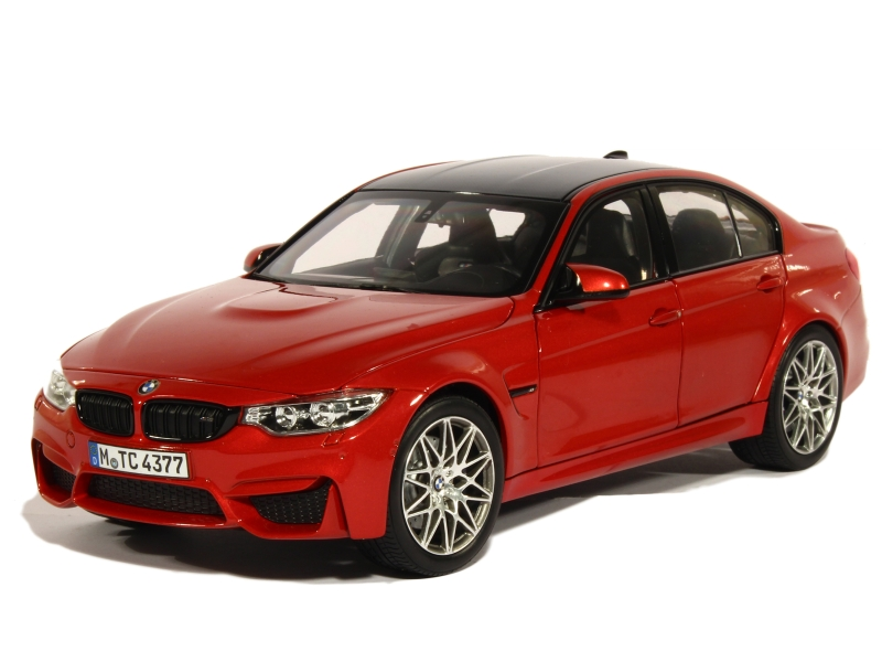 84269 BMW M3 Berline Pack Competition/ F80 2016