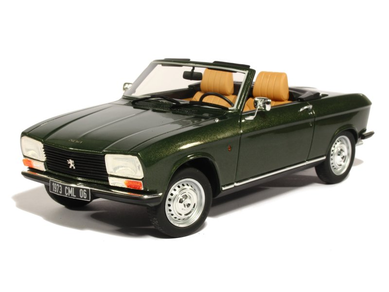 cult peugeot 304 cabriolet 1973 1 18 ebay. Black Bedroom Furniture Sets. Home Design Ideas