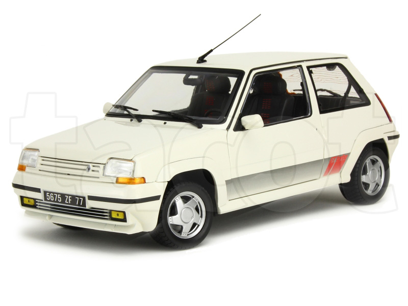 84303 Renault Superinq GT Turbo Phase II 1989