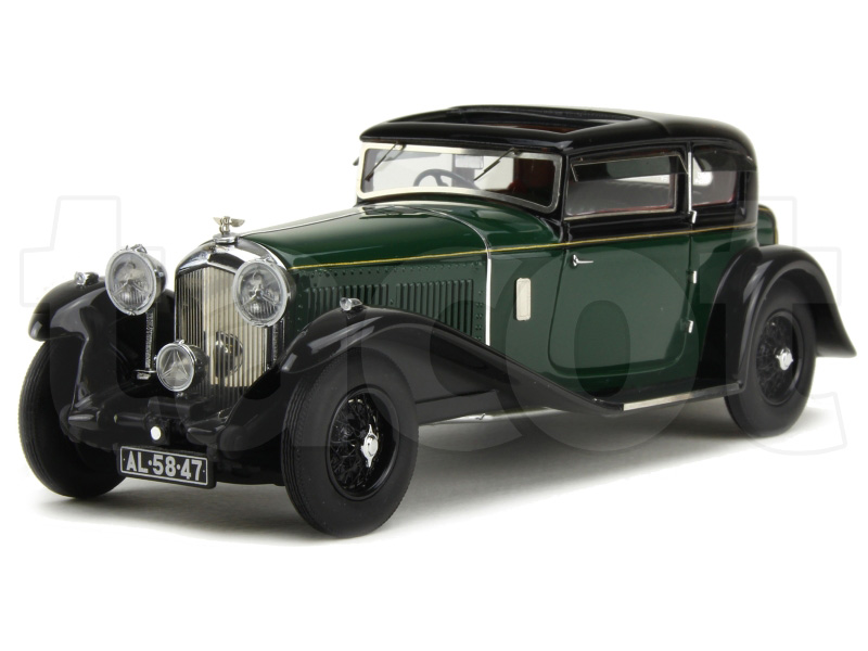 84388 Bentley 8L Mayfair Coupled Saloon 1932