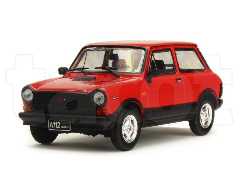 Autobianchi A112 Abarth 1979 Whitebox 1 43 Autos
