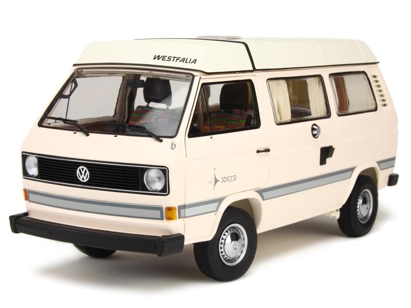 volkswagen combi t3 joker camping bus 1979 schuco 1 18 autos miniatures tacot. Black Bedroom Furniture Sets. Home Design Ideas