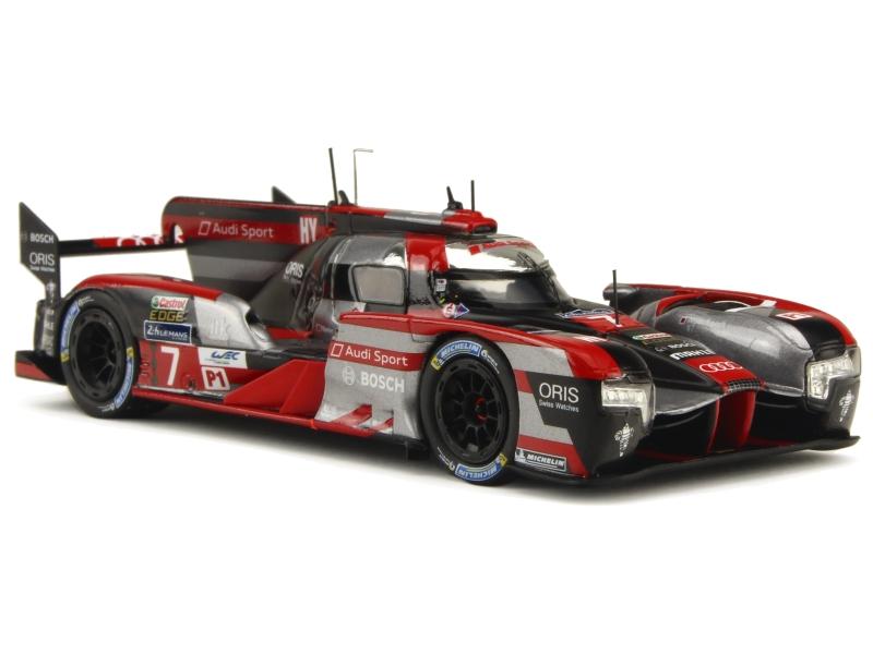 Audi R18 E Tron Quattro Le Mans 2016 Spark Model 1