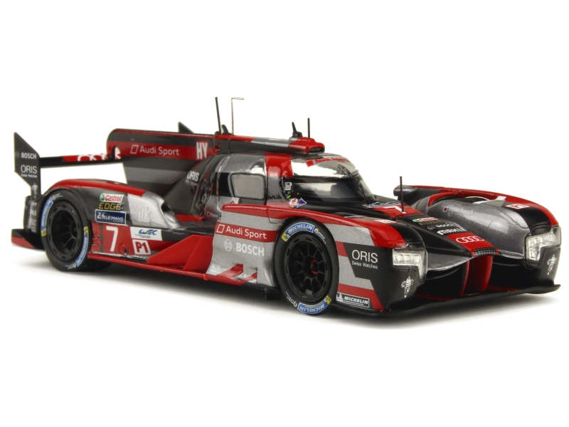 audi r18 e tron quattro le mans 2016 spark model 1 43 autos miniatures tacot. Black Bedroom Furniture Sets. Home Design Ideas