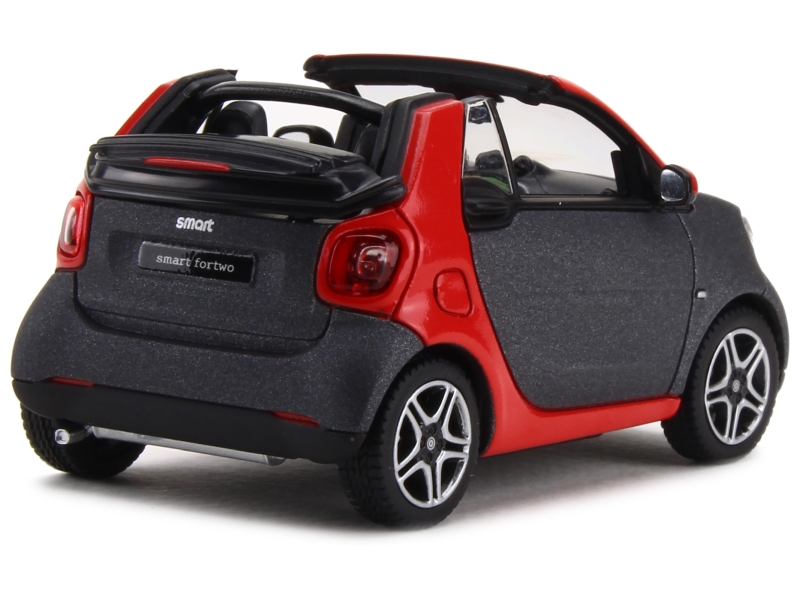smart fortwo cabriolet 2015 norev 1 43 autos miniatures tacot. Black Bedroom Furniture Sets. Home Design Ideas