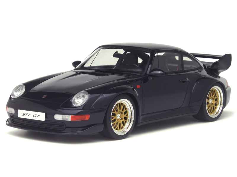 porsche 911 993 gt 1995 gt spirit 1 18 autos miniatures tacot. Black Bedroom Furniture Sets. Home Design Ideas