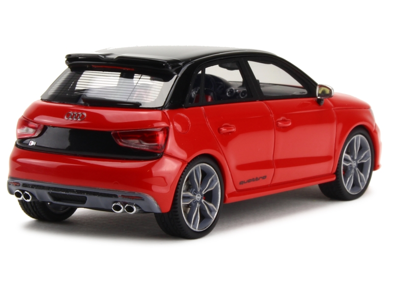 audi s1 sportback 2014 neo 1 43 autos miniatures tacot. Black Bedroom Furniture Sets. Home Design Ideas