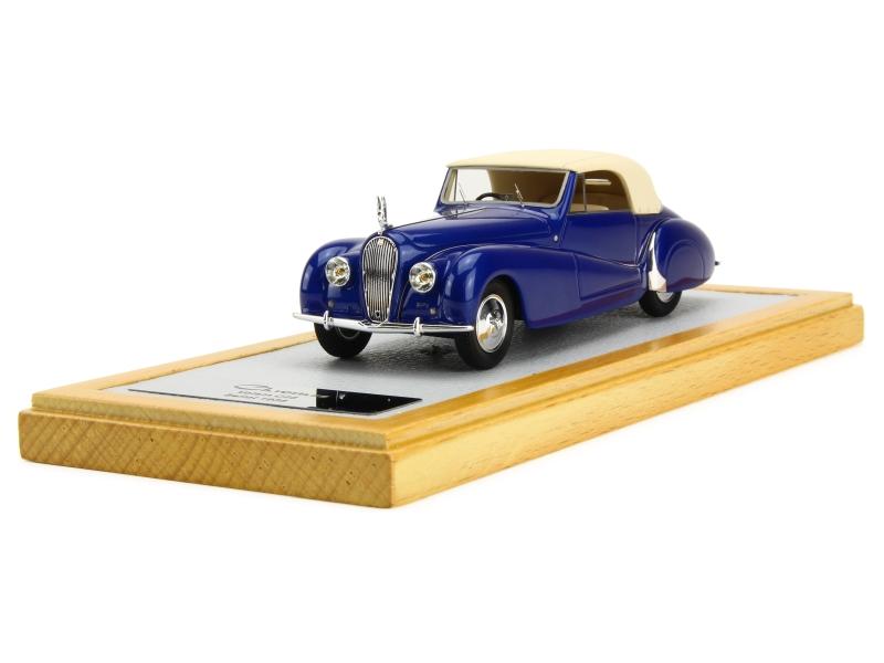 Chromes - Voisin Cabriolet Saliot 1938 - 1 43