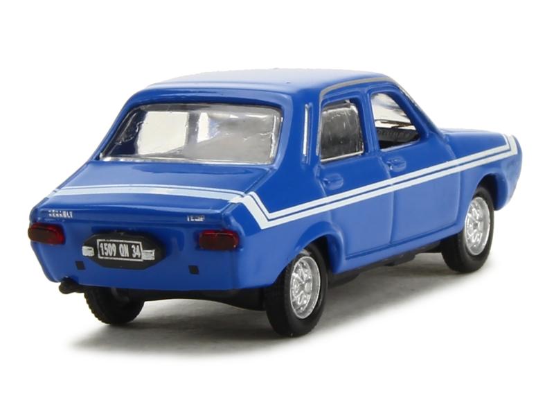 renault r12 gordini 1971 norev micro ho 1 87 autos miniatures tacot. Black Bedroom Furniture Sets. Home Design Ideas