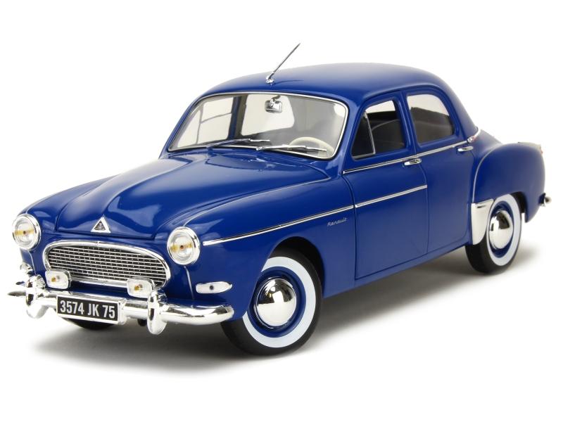 renault fr gate 1959 norev 1 18 autos miniatures tacot. Black Bedroom Furniture Sets. Home Design Ideas