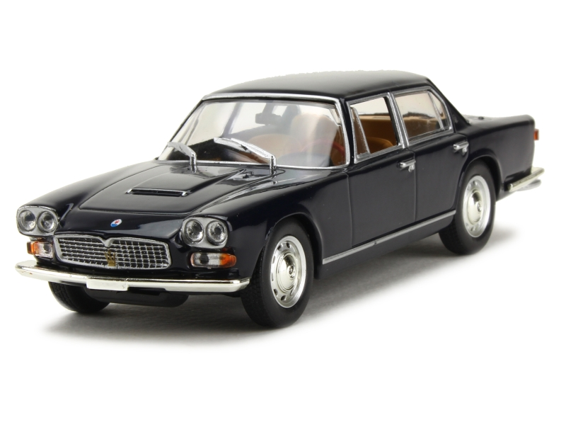 x press al maserati quattroporte 1963 1 43 ebay. Black Bedroom Furniture Sets. Home Design Ideas