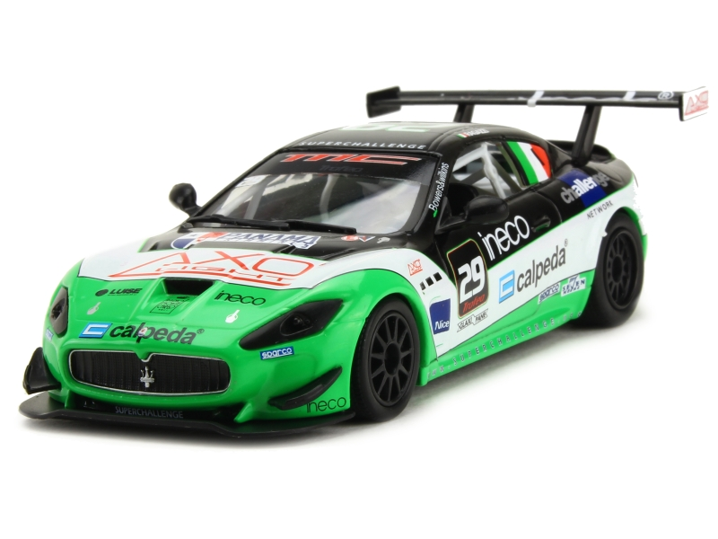 maserati granturismo mc trofeo 2014 x press al 1 43 autos miniatures tacot. Black Bedroom Furniture Sets. Home Design Ideas