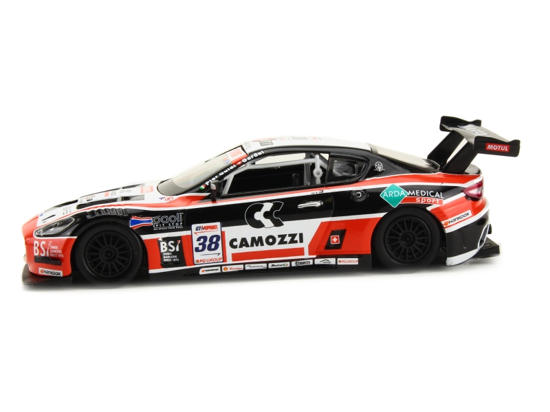 maserati granturismo mc gt3 2011 x press al 1 43 autos miniatures tacot. Black Bedroom Furniture Sets. Home Design Ideas
