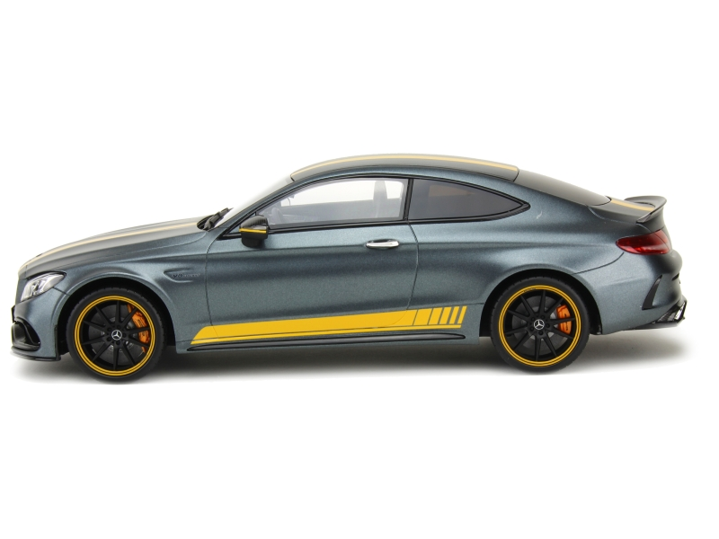 mercedes new c63 s coup amg edition one c205 2016 gt. Black Bedroom Furniture Sets. Home Design Ideas