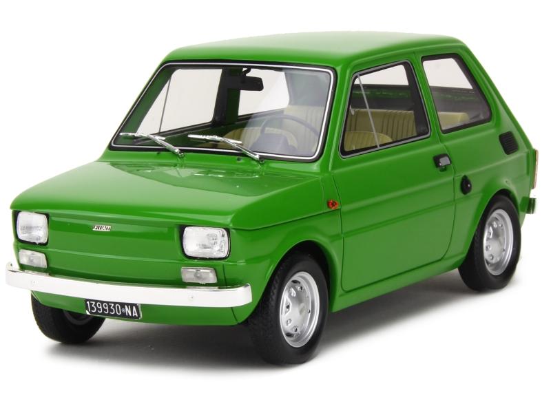 fiat 126 prima s rie 1972 laudoracing models 1 18 autos miniatures tacot. Black Bedroom Furniture Sets. Home Design Ideas