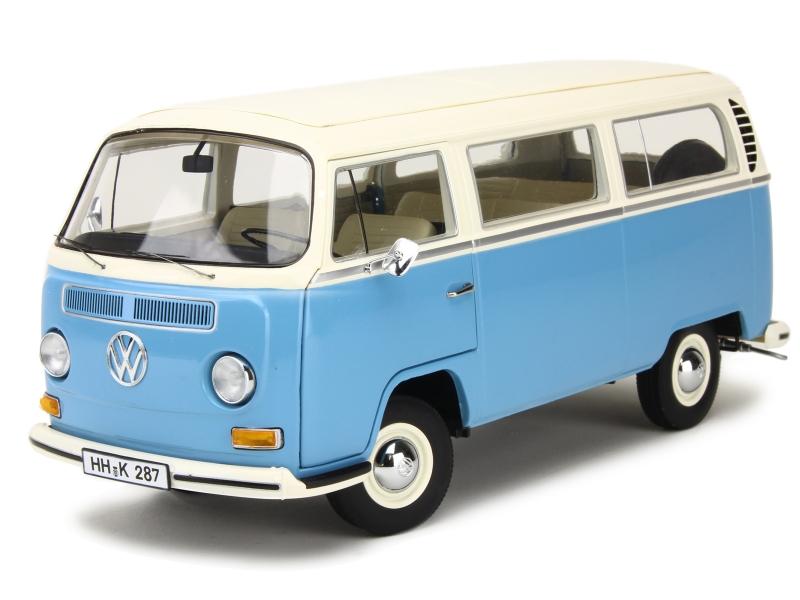 volkswagen combi t2a bus 1967 schuco 1 18 autos miniatures tacot. Black Bedroom Furniture Sets. Home Design Ideas
