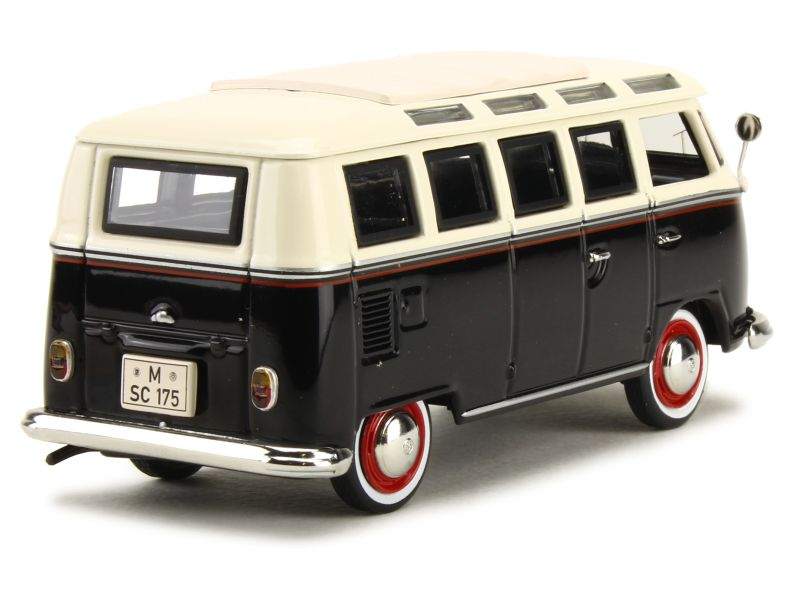 volkswagen combi t1 samba bus 1959 schuco 1 43 autos miniatures tacot. Black Bedroom Furniture Sets. Home Design Ideas