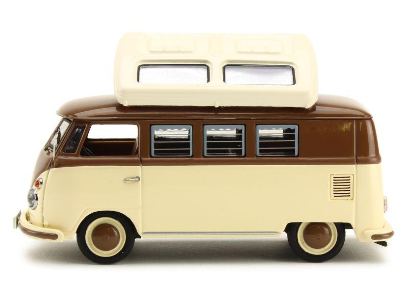 volkswagen combi t1 camping car schuco 1 43 autos. Black Bedroom Furniture Sets. Home Design Ideas