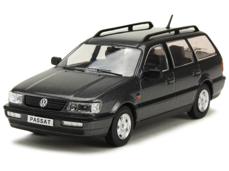 volkswagen passat break 1993 premium x 1 43 autos miniatures tacot. Black Bedroom Furniture Sets. Home Design Ideas