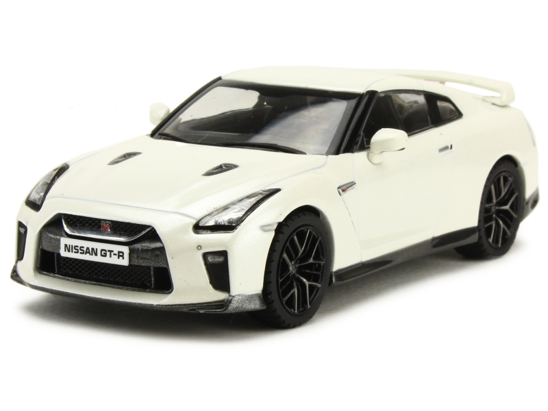 nissan skyline gt r r35 2017 premium x 1 43 autos miniatures tacot. Black Bedroom Furniture Sets. Home Design Ideas