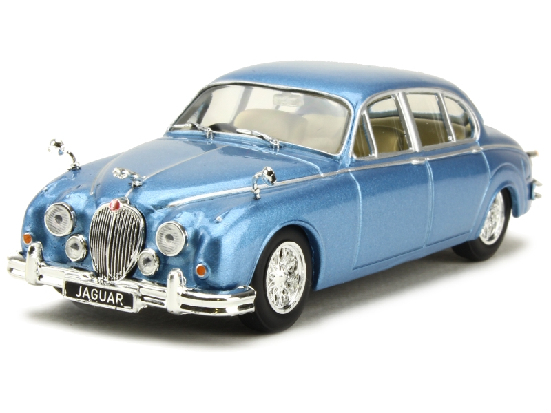 jaguar mkii 1960 whitebox 1 43 autos miniatures tacot. Black Bedroom Furniture Sets. Home Design Ideas