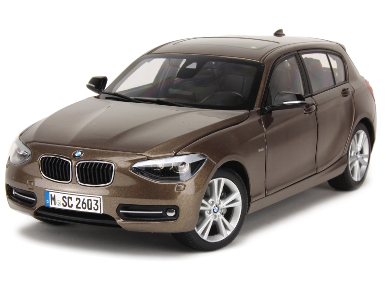 85031 BMW 1 Series/ F20 5 Doors 2011