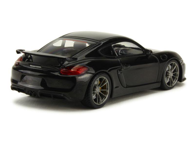 porsche cayman gt4 2016 minichamps 1 43 autos miniatures tacot. Black Bedroom Furniture Sets. Home Design Ideas