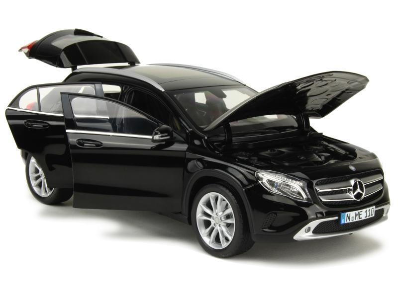 mercedes gla class x156 2014 norev 1 18 autos. Black Bedroom Furniture Sets. Home Design Ideas