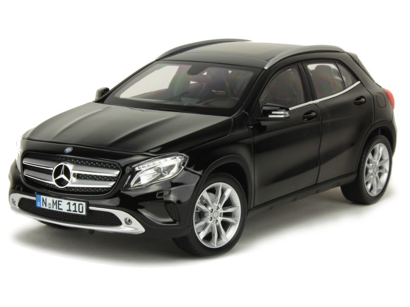 mercedes gla class x156 2014 norev 1 18 autos miniatures tacot. Black Bedroom Furniture Sets. Home Design Ideas