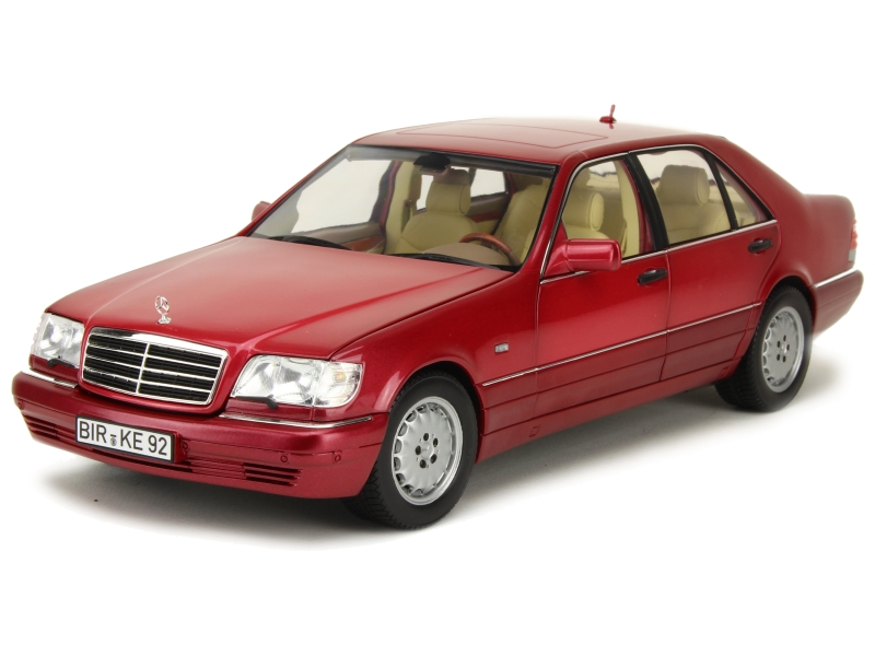 mercedes s500 w140 1997 norev 1 18 autos. Black Bedroom Furniture Sets. Home Design Ideas