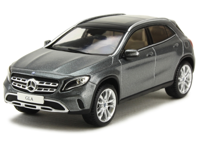 mercedes new gla x156 2017 spark model 1 43 autos. Black Bedroom Furniture Sets. Home Design Ideas