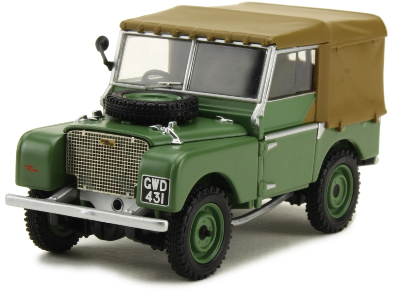 85103 Land Rover Series 1 Pick-Up