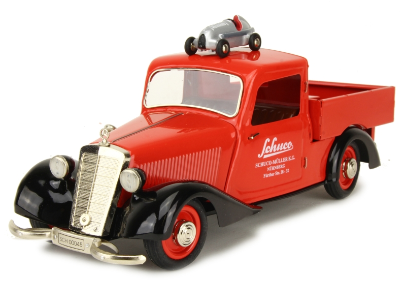 85114 Mercedes 170V Pick-Up Schuco 1936