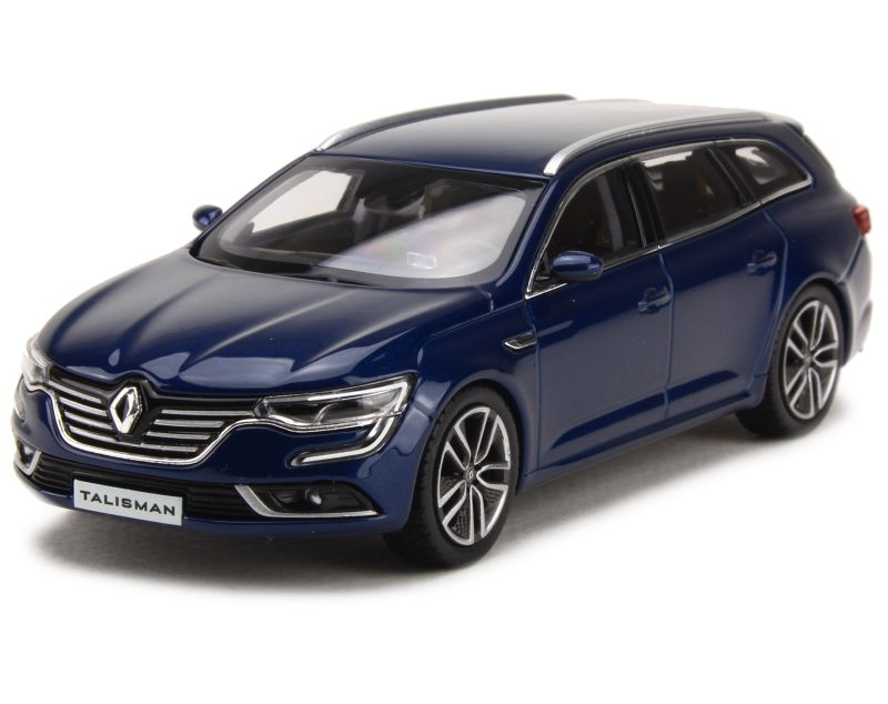 renault talisman estate 2016 norev 1 43 autos miniatures tacot. Black Bedroom Furniture Sets. Home Design Ideas