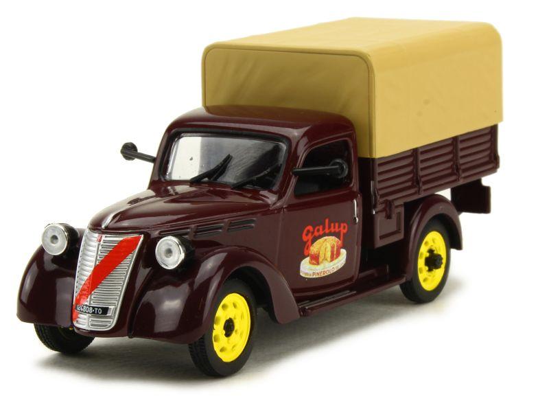 fiat 1100 elr pick up 1951 mod le presse 1 43 autos miniatures tacot. Black Bedroom Furniture Sets. Home Design Ideas