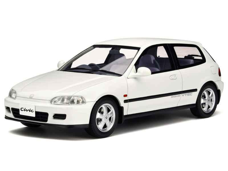 honda civic eg6 sir ii 1992 ottomobile 1 18 autos miniatures tacot. Black Bedroom Furniture Sets. Home Design Ideas