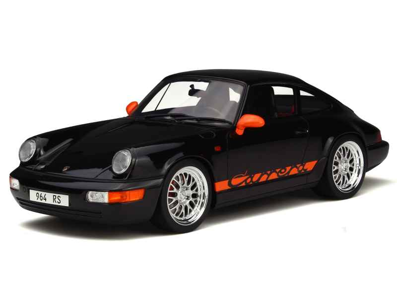 porsche 911 964 carrera rs 1992 gt spirit 1 18 autos miniatures tacot. Black Bedroom Furniture Sets. Home Design Ideas