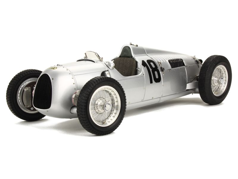 85466 Auto Union Type C Course Eiffel 1936
