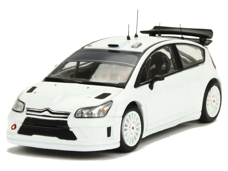 85471 Citroën C4 WRC Rally Spec