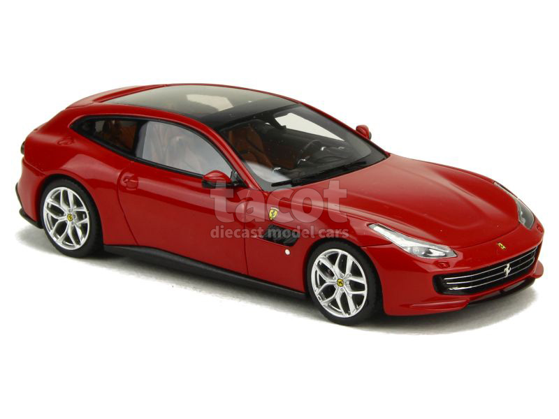ferrari gtc4 lusso t 2016 looksmart 1 43 autos miniatures tacot. Black Bedroom Furniture Sets. Home Design Ideas
