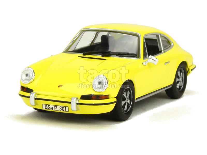 Norev - Porsche 911S 1973 - 1 43