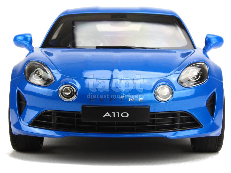 alpine a110 premi re edition 2017 norev 1 18 autos miniatures tacot. Black Bedroom Furniture Sets. Home Design Ideas
