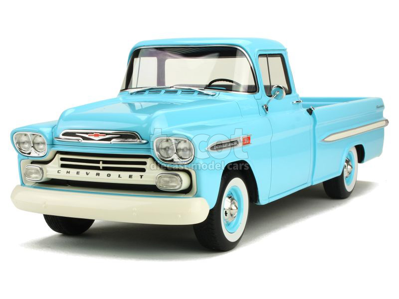 86010 Chevrolet Apache Pick-Up 1959