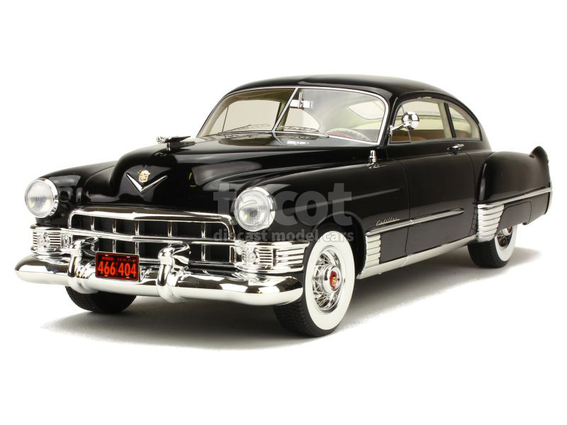 86014 Cadillac Series 62 Club Sedanette 1949