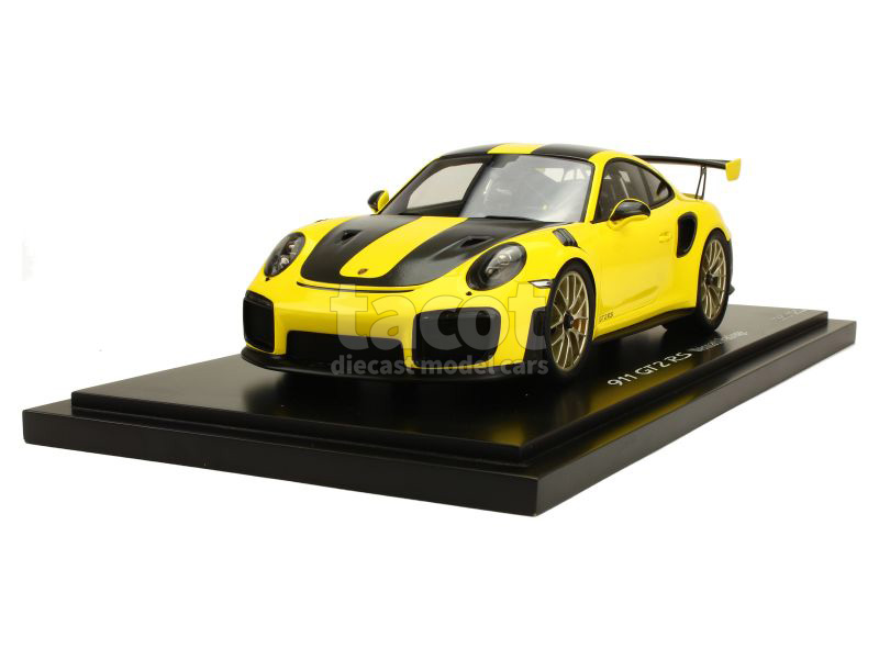 86024 Porsche New 911/991 GT2 RS Weissach Pack 2017