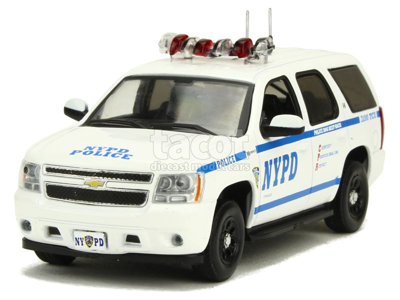 86088 Chevrolet Tahoe Police New York 2012