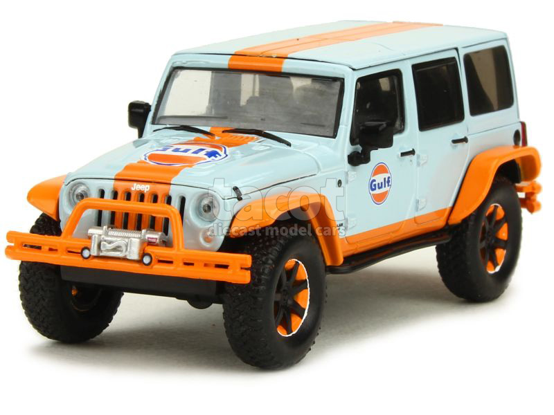 86090 Jeep Wrangler Unlimited Gulf 2015